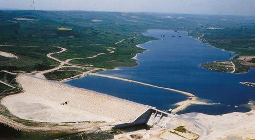 Sazlıdere Barajı