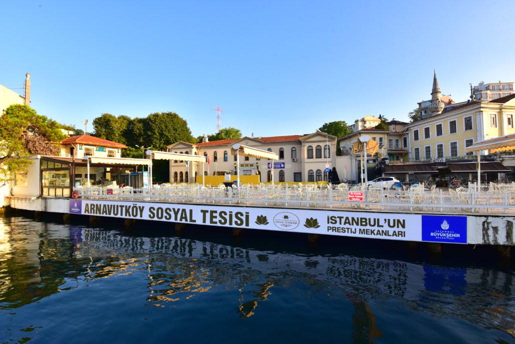 Arnavutköy Sosyal Tesisi