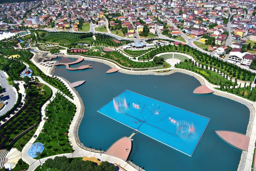 Sultanbeyli Gölet Sosyal Tesisi