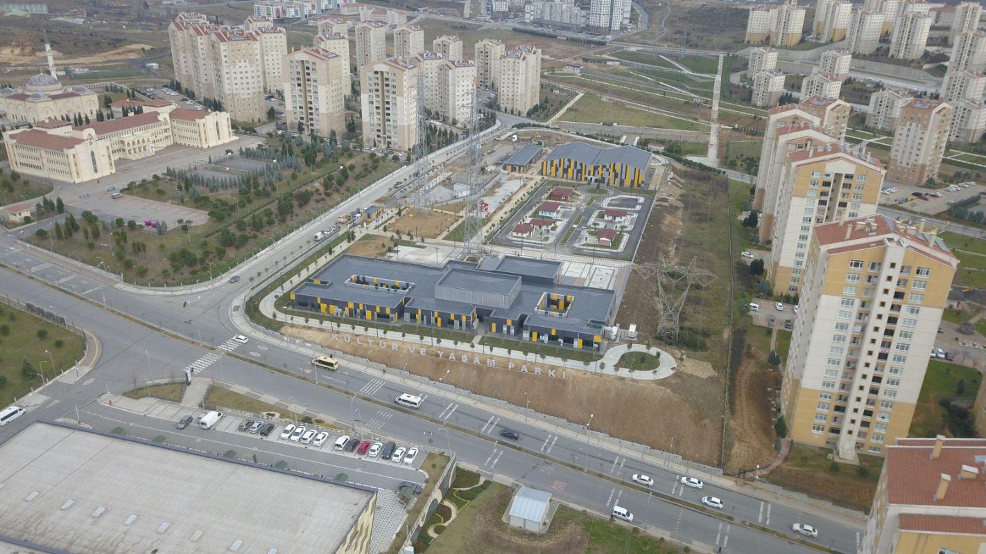 Kayaşehir Kültür Yaşam Parkı